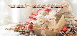 voucher 30 minut new vánoce