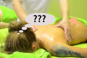 FAQ k masážím